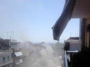 Φωτογραφία για Πυρκαγιά λίγο πριν σε ταβέρνα στον πεζόδρομο Γιαννιτσών