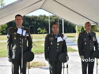 Φωτογραφία για Αλεξάνδρεια: Τελετή παράδοσης – παραλαβής διοικήσεως του Κέντρου Εκπαίδευσης Αεροπορίας Στρατού. – Βίντεο – Φώτο