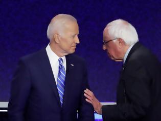 Φωτογραφία για Μπάιντεν, Γουόρεν και Σάντερς οι βασικοί υποψήφιοι του προεδρικού χρίσματος των Δημοκρατικών