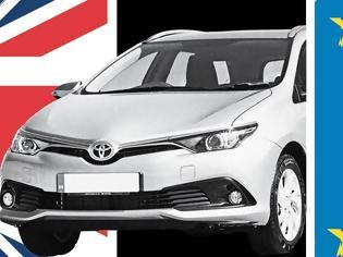 Φωτογραφία για Toyota την ημέρα του Brexit