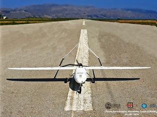 Φωτογραφία για Το πρώτο πιστοποιημένο ελληνικό drone