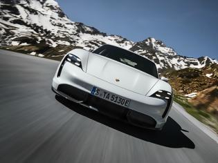Φωτογραφία για Porsche Taycan:+video