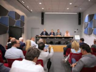 Φωτογραφία για Ομιλία Υπουργού Υγείας Βασίλη Κικίλια στην εκδήλωση για την έναρξη της διανομής των ογκολογικών φαρμάκων απευθείας στις ιδιωτικές κλινικές