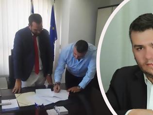 Φωτογραφία για Ανέλαβε Εκτελεστικός Γραμματέας της Περιφέρειας ο Αγρινιώτης Γιώργος Σύρμος