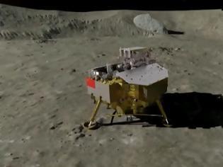 Φωτογραφία για Παράξενο γυαλιστερό ζελέ στη αθέατη πλευρά της Σελήνης