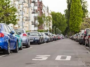 Φωτογραφία για Η Bosch κάνει την ανεύρεση parking παιχνιδάκι