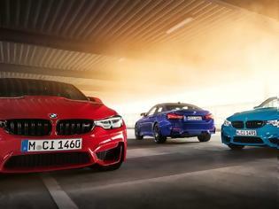 Φωτογραφία για BMW M4 Heritage Edition