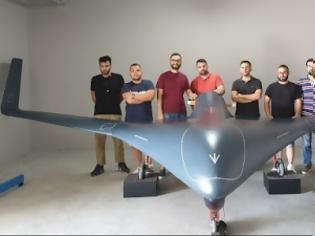 Φωτογραφία για Το πρώτο ελληνικό drone εξελίχθηκε και παρουσιάζεται στη ΔΕΘ