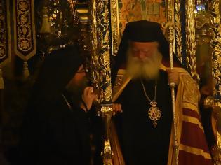 Φωτογραφία για 12480 - Η Πανήγυρη του Φιλοθεΐτη Ιερομάρτυρος Κοσμά του Αιτωλού στην Ιερά Μονή Φιλοθέου Αγίου Όρους (φωτογραφίες)