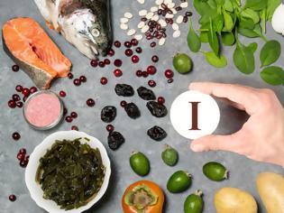 Φωτογραφία για Τροφές με ιώδιο για υγιή θυρεοειδή: Ποιες είναι οι κορυφαίες