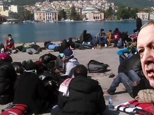 Φωτογραφία για Θα ανοίξουμε τις πύλες της Τουρκίας στους μετανάστες