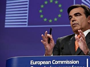 Φωτογραφία για Χαρτοφυλάκιο ...έκπληξη για τον έλληνα επίτροπο, Μαργαρίτη Σχοινά : Αμυνα και Διάστημα