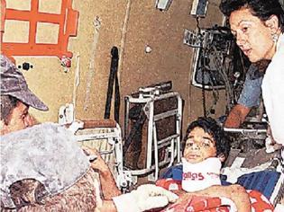 Φωτογραφία για Σεισμός Πάρνηθας 1999: Ο πυγμάχος Παναγιώτης Πολυκανδριώτης που θυσιάστηκε για τα παιδιά του