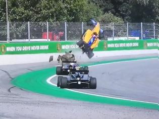 Φωτογραφία για Τρομακτικό ατύχημα στη Formula 3 (video)