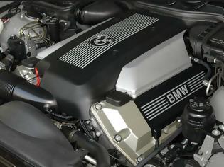 Φωτογραφία για MOTEP BMW V8 4,4L  e39 κομπλε με πλεξουδα κ εγκεφαλους