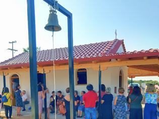 Φωτογραφία για Πανηγυρική Θεία Λειτουργία του Γενεθλίου της Θεοτόκου στο ΡΙΒΙΟ - [ΦΩΤΟ]