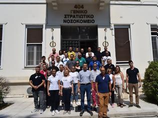 Φωτογραφία για Ακόμα μια πρωτοπορία της ΕΣΠΕΛ με εκπαίδευση ΚΑΡΠΑ στα μέλη της – Δείτε φωτορεπορτάζ