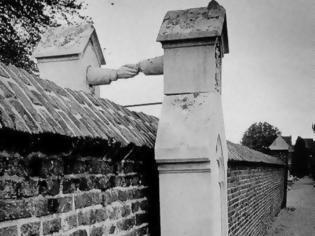 Φωτογραφία για Η ιστορία πίσω από τον ανατριχιαστικό τάφο