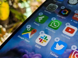 Φωτογραφία για iOS 13: Πώς να αναδιατάξετε τις εφαρμογές στην Αρχική οθόνη του  iPhone