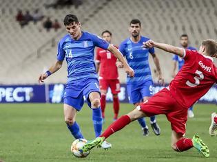 Φωτογραφία για Ελλάδα-Λιχτενστάιν 1-1: Χωρίς νίκη για πέμπτο διαδοχικό παιχνίδι η εθνική...