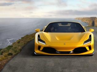 Φωτογραφία για Ferrari F8 Spider!