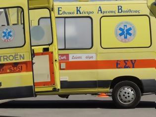 Φωτογραφία για ΕΚΑΒ: Ανεύθυνες οι καταγγελίες της ΠΟΕΔΗΝ για τον Λαυρέντη Μαχαιρίτσα