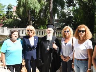 Φωτογραφία για Βαρθολομαίος: Το Πατριαρχείο μας άντεξε πολλά, αλλά για 1700 χρόνια είναι εδώ