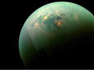 Φωτογραφία για Τιτάνας: Οι λίμνες μεθανίου μπορεί να προήλθαν από γιγαντιαίες εκρήξεις