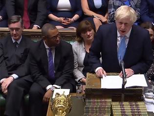 Φωτογραφία για Brexit: Κολλημένος στον τοίχο ο Τζόνσον, με το θρίλερ να συνεχίζεται