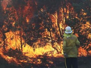 Φωτογραφία για Μεγάλες δασικές πυρκαγιές μαίνονται στην Αυστραλία