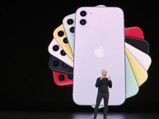 Φωτογραφία για iPhone: Η Apple παρουσίασε το νέο μοντέλο - Δείτε όλα τα εντυπωσιακά χαρακτηριστικά του