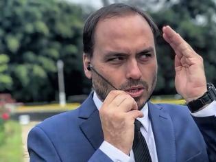 Φωτογραφία για Βραζιλία: Γιος του Μπολσονάρου αμφισβητεί την «δια της δημοκρατικής οδού» αλλαγή στη χώρα