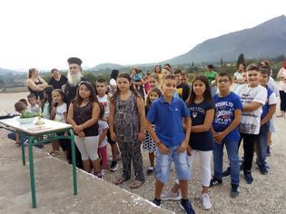Φωτογραφία για Αγιασμός και πρώτο κουδούνι στο Δημοτικό Σχολείο ΑΕΤΟΥ Ξηρομέρου [ΦΩΤΟ]