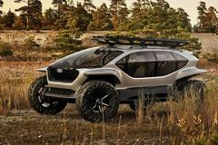 Audi AI:TRAIL Quattro  SUV