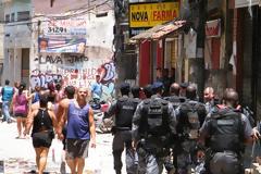 Βραζιλία: Αυξήθηκε ο αριθμός των ανθρώπων που έχασαν τη ζωή τους από αστυνομικούς