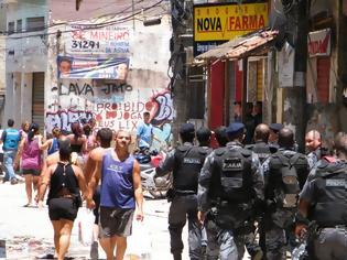 Φωτογραφία για Βραζιλία: Αυξήθηκε ο αριθμός των ανθρώπων που έχασαν τη ζωή τους από αστυνομικούς