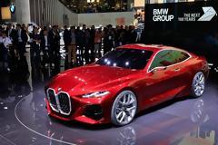 BMW Concept 4:  Μ3?  Μ4 ?