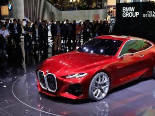 Φωτογραφία για BMW Concept 4:  Μ3?  Μ4 ?