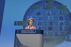 Ούρσουλα φον ντερ Λάιεν : Η περίπλοκη ιεραρχία και ο τετραγωνισμός του κύκλου