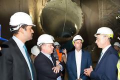 Κ. Καραμανλής: Οκτακόσια εκατομμύρια έχει κοστίσει το μετρό Θεσσαλονίκης