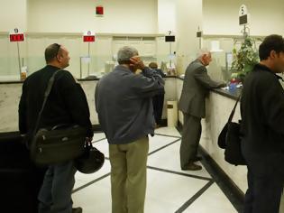 Φωτογραφία για Απίστευτη ταλαιπωρία σε τράπεζα της Ρόδου
