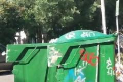 Εργατικό ατύχημα για νέα δημοτική υπάλληλο Καθαριότητας