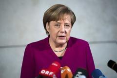 Ανησυχία Μέρκελ για τις «μεγάλες παγκόσμιες αλλαγές»