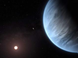 Φωτογραφία για Νερό σε «κατοικήσιμο» εξωπλανήτη ανακάλυψαν επιστήμονες - επικεφαλής της έρευνας Ελληνας αστρονόμος