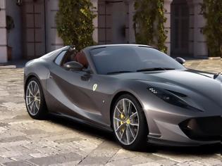 Φωτογραφία για Ferrari 812 GTS  V12  800 ΗΡ