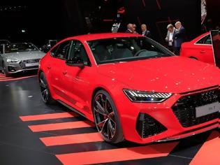 Φωτογραφία για Audi RS7 Sportback  600 PS