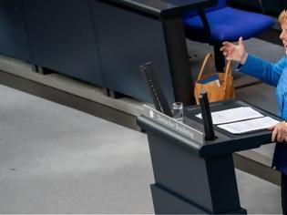 Φωτογραφία για Μέρκελ στη γερμανική Βουλή: Περισσότερη δράση για το κλίμα, λιγότερο μίσος