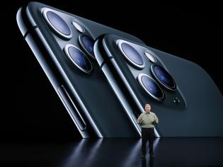 Φωτογραφία για Λαμπερή πρεμιέρα για το iPhone 11!