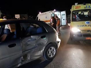 Φωτογραφία για Κομοτηνή: Εννέα τραυματίες σε τροχαίο στην Εγνατία Οδό