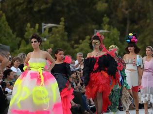 Φωτογραφία για Επίδειξη μόδας με ρούχα από ανακυκλώσιμα υλικά στη Θεσσαλονίκη